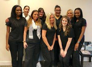 Our eyecare team in kennesaw GA, including our eye doctor, optical staff and insurance specialists.